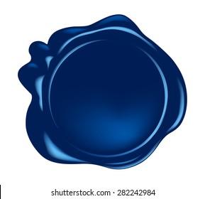 vector wax seal