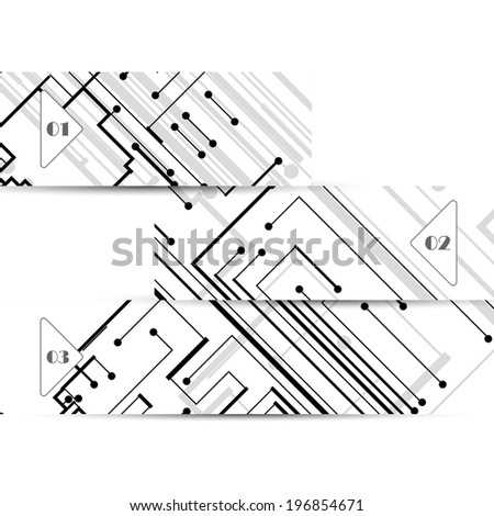 vector web element your design circuit stock vector royalty free Basic Electrical Wiring vector web element for your design circuit board illustration