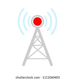 vector wireless network symbol, wifi icon - communication. mobile connection