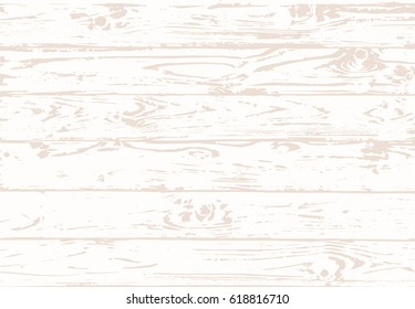 Vector wooden planks overlay texture for your design. Shabby chic background. Easy to edit wood texture backdrop.