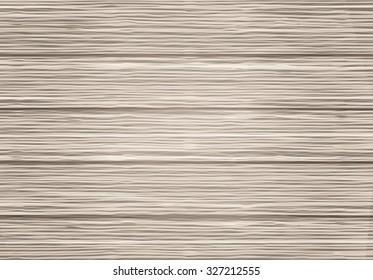 Vector wooden wall
