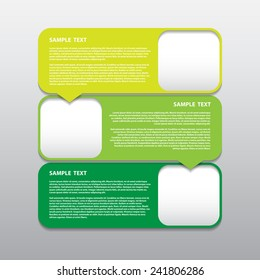 The Vector Work, Banner Template for Design and Creative Work
