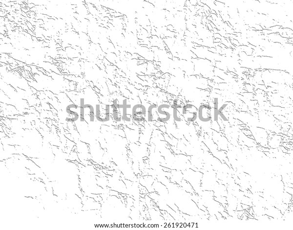 Vector Wrinkly Crumpled Paper Texture Background Stock