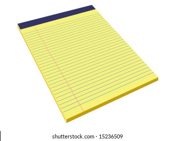 legal pad images stock photos vectors 10 off shutterstock