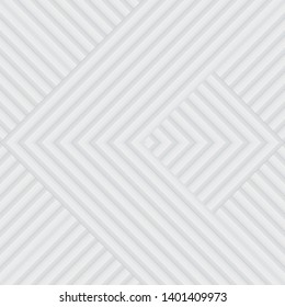 Vector, zig zag, repeat pettern, seamless background in monochrome color