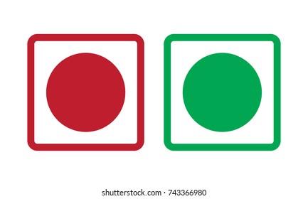 Veg Non-Veg Icons