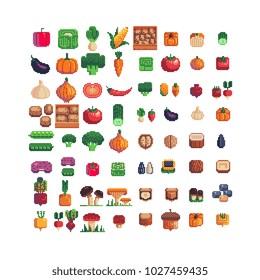 Ilustraciones, imágenes y vectores de stock sobre Pixel Art