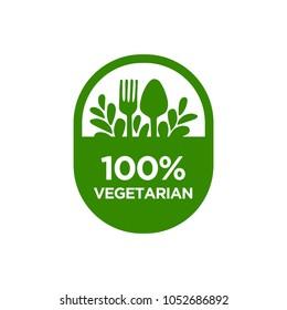 Vegetarian Symbol Images Stock Photos Vectors Shutterstock