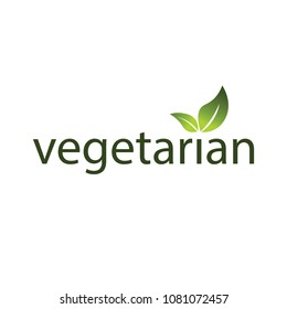 Vegetarian Subtitles With Leaves