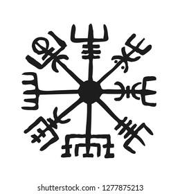 Vegvisir, Viking Compass