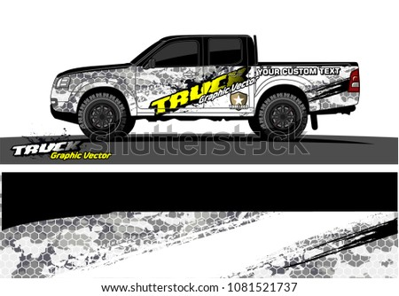 1b85ecd942 vehicle graphic vector. abstract grunge background design for vehicle vinyl  wrap and car branding