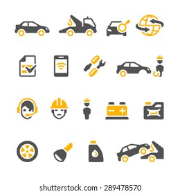 Vehicle Insurance Icons for Web Sites, Mobile Apps & other design projects