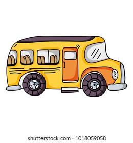 vehicle school bus education transportation