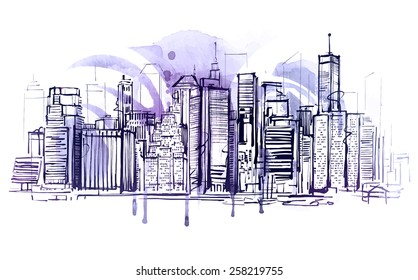 Velvet Skyline