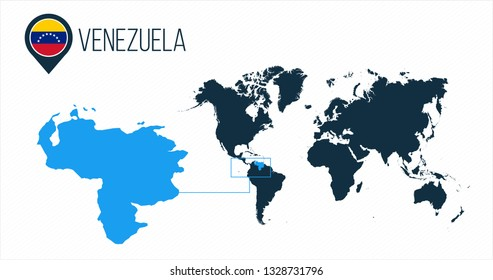 Venezuela Location Images Stock Photos Vectors Shutterstock