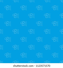 Ventilator pattern vector seamless blue repeat for any use