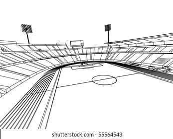 venue for sporting events