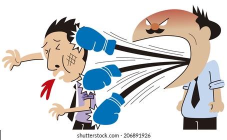 Verbal violence