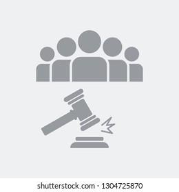 Verdict for class action