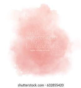 vermilion watercolor background