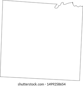vernon county map in missouri state