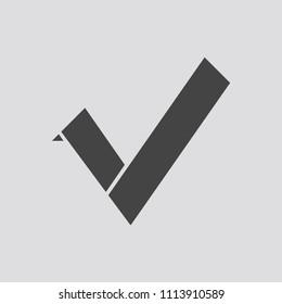 Vertcoin crypto currency icon, Vector