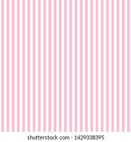 Vertical pink lines on white background. Abstract pattern with vertical lines. Vector illustration.