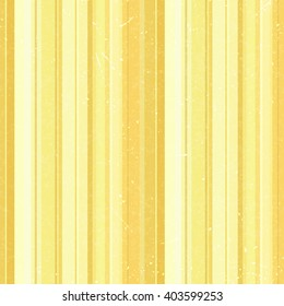 Vertical stripes pattern, seamless texture background. Ideal for printing onto fabric and paper or decoration. Yellow, white colors.