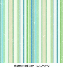 Vertical stripes pattern, seamless texture background. Ideal for printing onto fabric and paper or decoration.  Pastel green, white, beige colors.