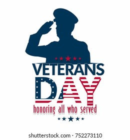Veterans Day (Veterans Day is an official United States public holiday)