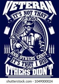 Veterans T-shirt Design