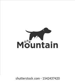 veterinarian logos dog logo puppy mountain icon silhouette animal animals pet shop online shop  dog food animal food animal care hill