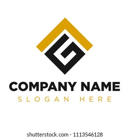 VG, GL, LG Company Group Logo Concept Idea