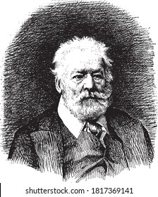 Victor Hugo, From the Dictionary of Word and Things, 1888.
