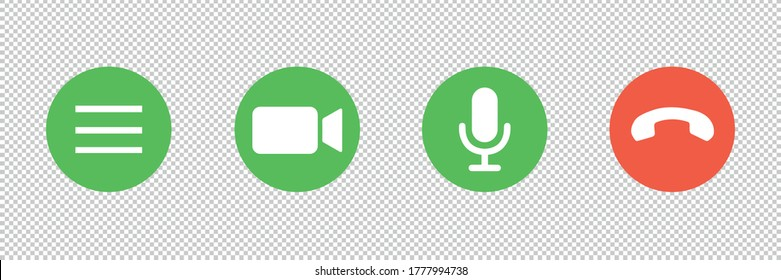 Video Call Template Images Stock Photos Vectors Shutterstock