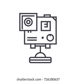 gopro logo vector   TOPpng