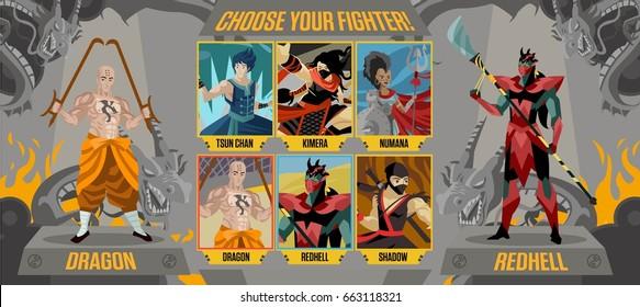Street Fighter Images, Stock Photos & Vectors | Shutterstock