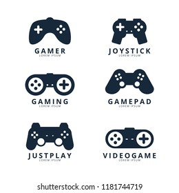 video game logo collection