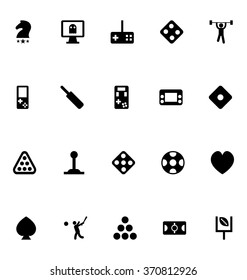 Video Game Vector Icons 4