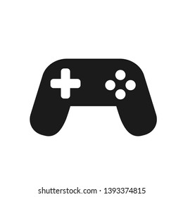 Video Games Vector Icon. Joystick Vector Illustration