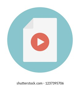 Video playback file