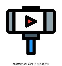 video playback on smartphone