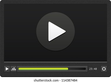 Video player application
