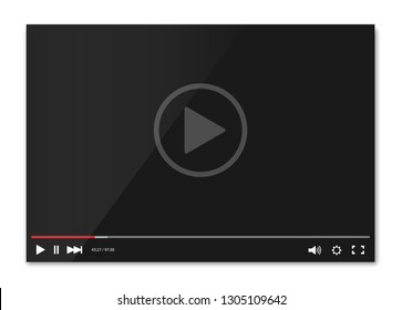 Video player vector