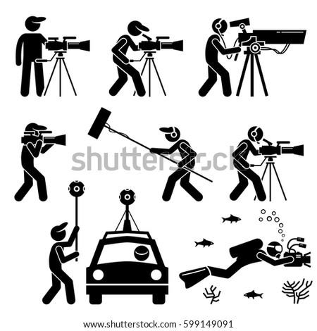 Videographer Filmmaker Cinematographer and