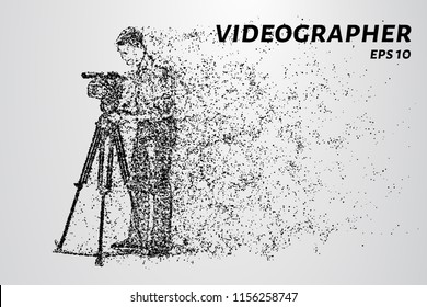 The videographer of particles