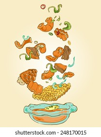 Vietnamese Food_Pha Lau_Beef Intestine Stew