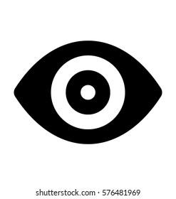 View Vector Icon
