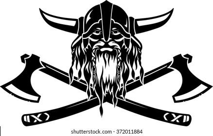 Viking Man Stock Vectors, Images & Vector Art | Shutterstock