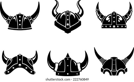 Viking Helm Set